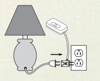 dimmer switch for floor lamps