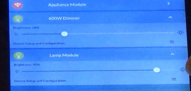 decora dimmer brightness