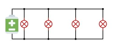 what is a parallel connection